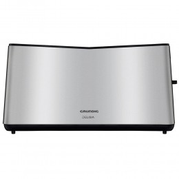 Toaster Grundig, inox, TA8680