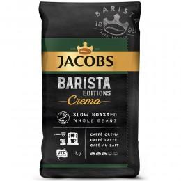 Coffee beans Jacobs Barista Crema, 8711000895849