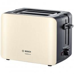 Toaster Bosch, beige, TAT6A117