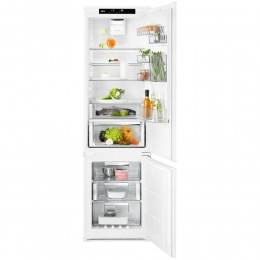 Built in refrigerator, Aeg, NoFrost, A+++, 188cm, SCE81935TS