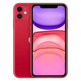 Apple iPhone 11 64GB, (PRODUCT)RED, MWLV2ET/A