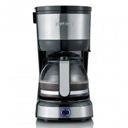 Coffee maker Compact Severin, black inox, KA4808