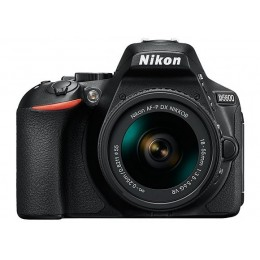 Nikon D5600 Black Kit AF-P DX 18-55mm VR