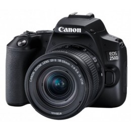 Canon EOS-250D kit 18-55 DC III