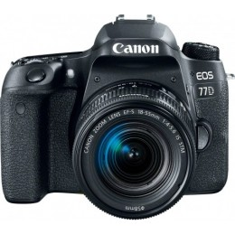 Canon EOS-77D EF-S 18-55 IS STM