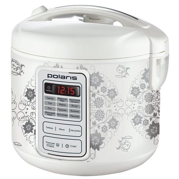 мультиварка Polaris 0508d украшение вашей кухни