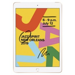 Apple iPad 7th Gen 10.2 32GB Wi-Fi Gold MW762HC A