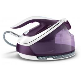 Philips GC7933 30 iron Steam iron SteamGlide Plus soleplate Violet 2400 W