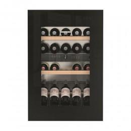 Int.veinikülmik, Liebherr, 88cm, must klaas, EWTGB1683-20