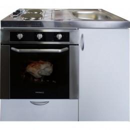 Miniköök ahjuga MKB C 100 (vasak)
