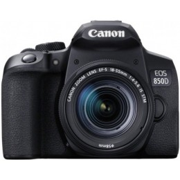 Canon EOS-850D kit 18-55mm IS STM