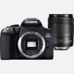 Canon EOS-850D kit 18-135mm IS USM
