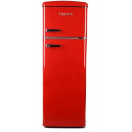 Külmik Frigelux RFDP246RRA punane
