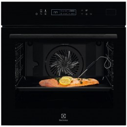 Built in steamoven, Electrolux, black, EOB8S31Z