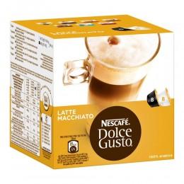 Kohvikapslid Dolce Gusto Caramel Latte Macchiato