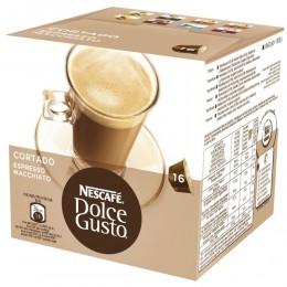 Coffee capsules Dolce Gusto Espresso Macchiato   Cortado