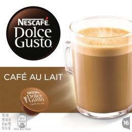 Kohvikapslid Dolce Gusto Café Au Lait