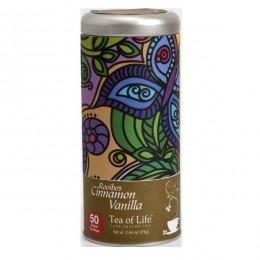 Teepadjad Tea of Life Rooibos Cinnamon Vanilla