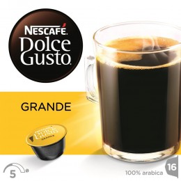 Coffee capsules Dolce Gusto Grande