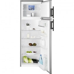 Electrolux EJ2802AOX2 Freestanding Stainless steel 215L 50L A++ fridge-freezer