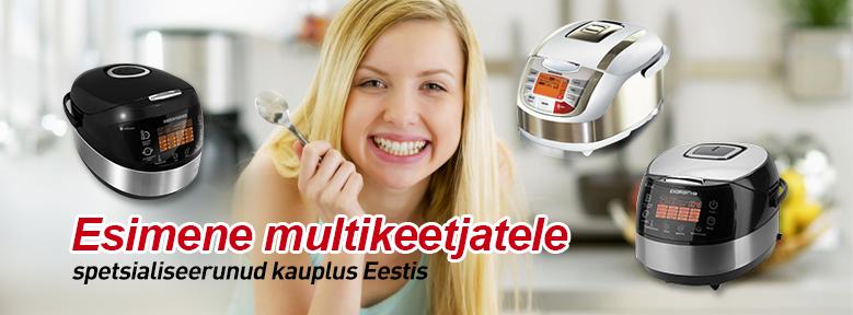Esimene spetsialiseerunud multikeeetjate pood Eestis